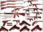 Complete Gun Set