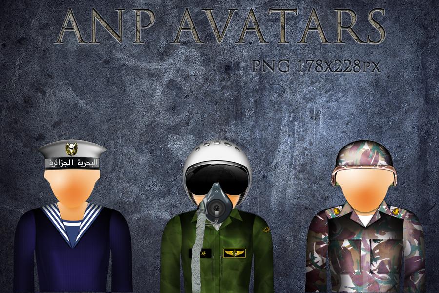 ANP AVATARS by SarraZin