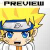 Naruto test animation
