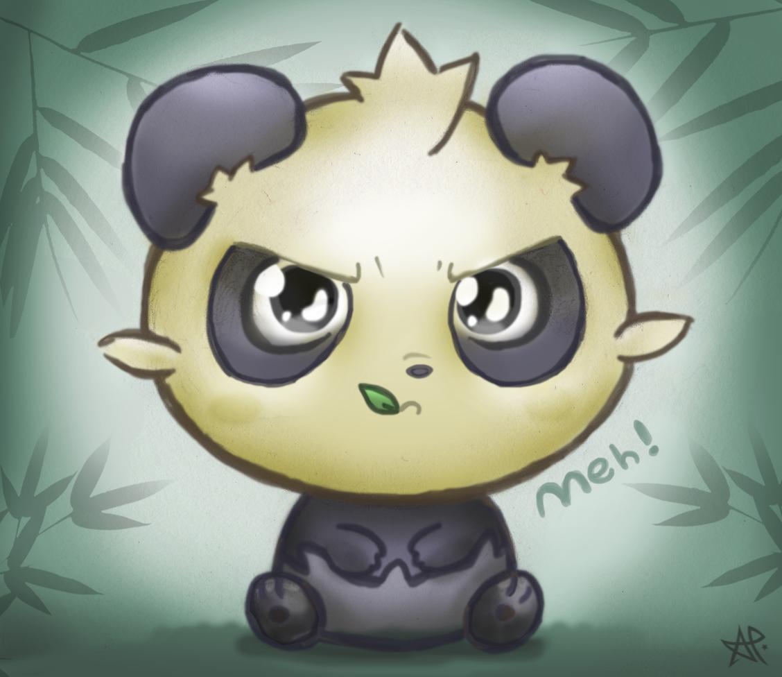 Grumpy Pancham
