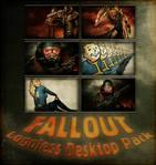Fallout:NV Logoless Desktops