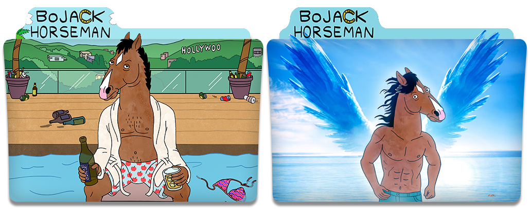 The Rated R Superstar ! Bojack_horseman__seasons_1_and_2__by_mtheuscarvalho-d92s8j6