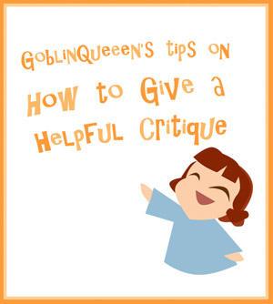 Tips to Critque on DA