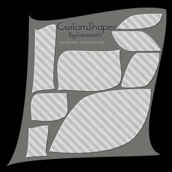 Customized Shapes 1 by Farrawla92