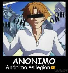 Anonimo by Damagi