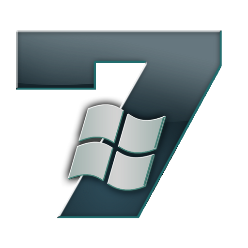 Windows 7 Logo Refreshed by janek2012Windows 7 Logo Transparent