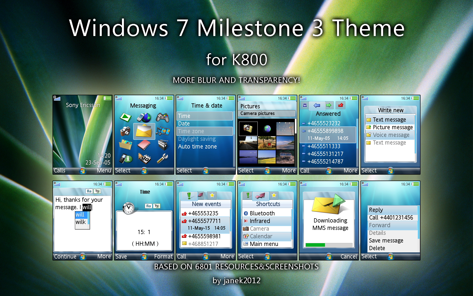 Windows 7 Milestone 3 ...