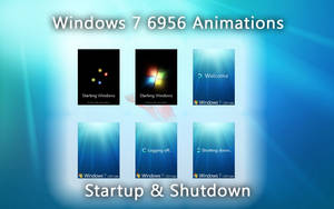 Windows 7 6956 Animations 240 by janek2012
