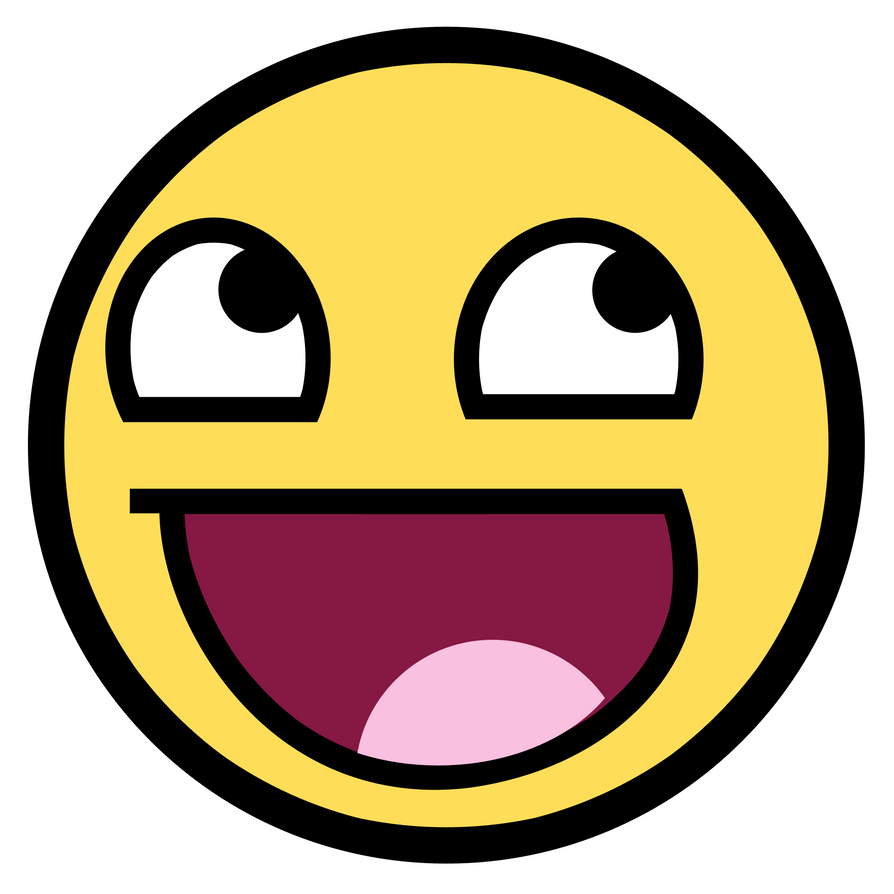 Awesome Face Hq Vector Psd By Janek2012 On Deviantart