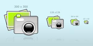 Icon. Get Photo