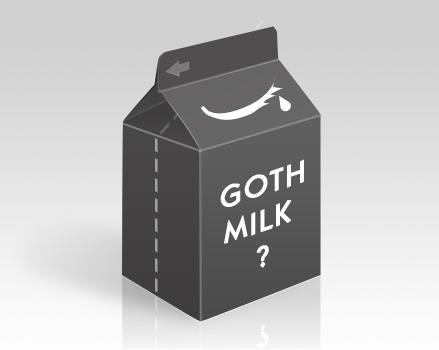 Icon.Goth milk ? by KriGH