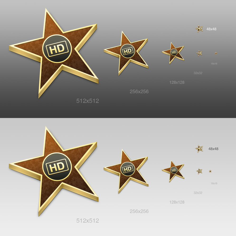 Icons.iMovie - updated by KriGH
