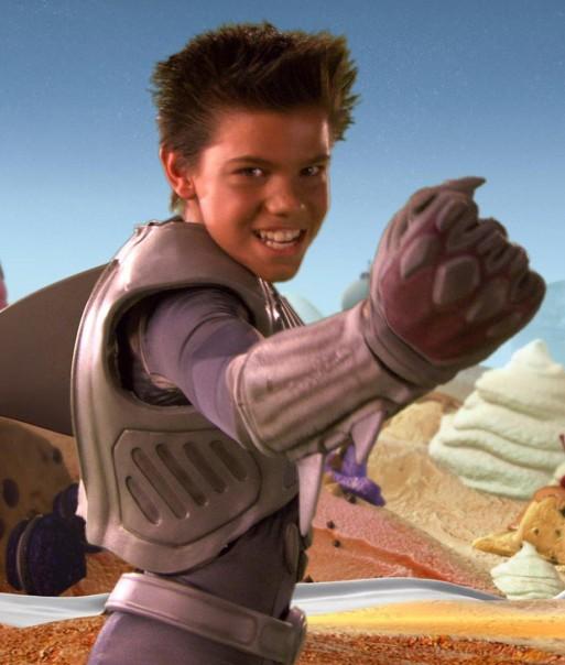 Sharkboy - Taylor Lautner - Adventures of Sharkboy & Lavagirl ...