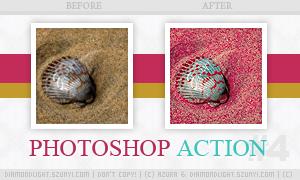 Photoshop action 004 by diamondlightart