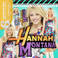 Hannah Montana png pack
