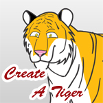 Create A Tiger by Albino-From-Abouut