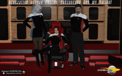 Generation Beyond Uniform Texture addon for V4/M4 by ShadowhawkOne