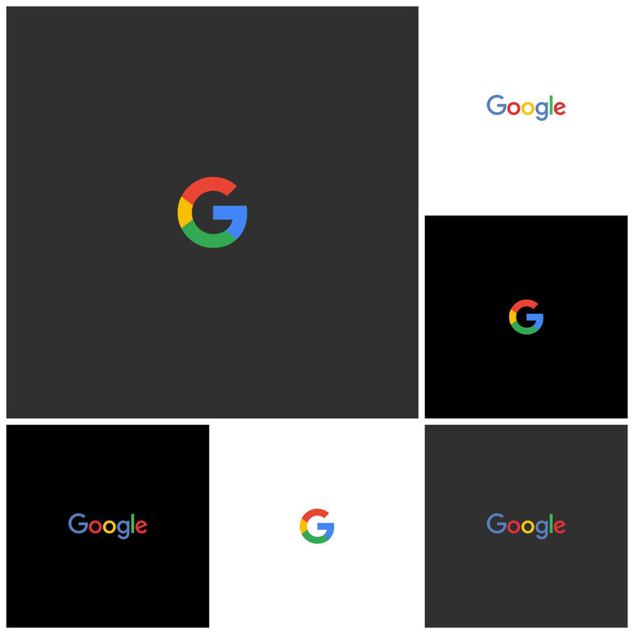 4k Google Wallpapers NEW LOGO By Shanewignall