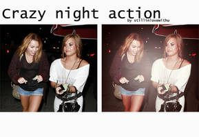 Crazy Night Action by stillinlovewithu
