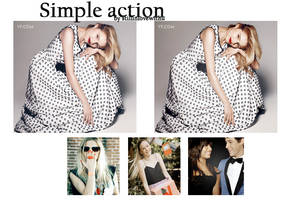 Simple Action by stillinlovewithu
