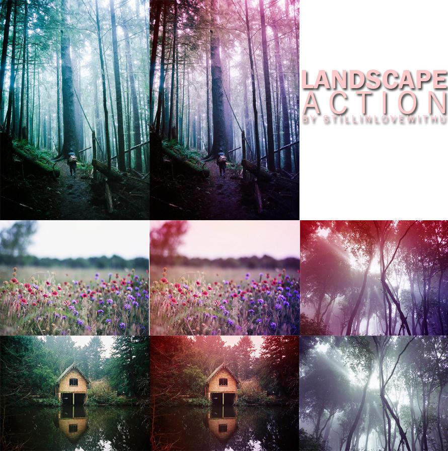 Landscape action by stillinlovewithu