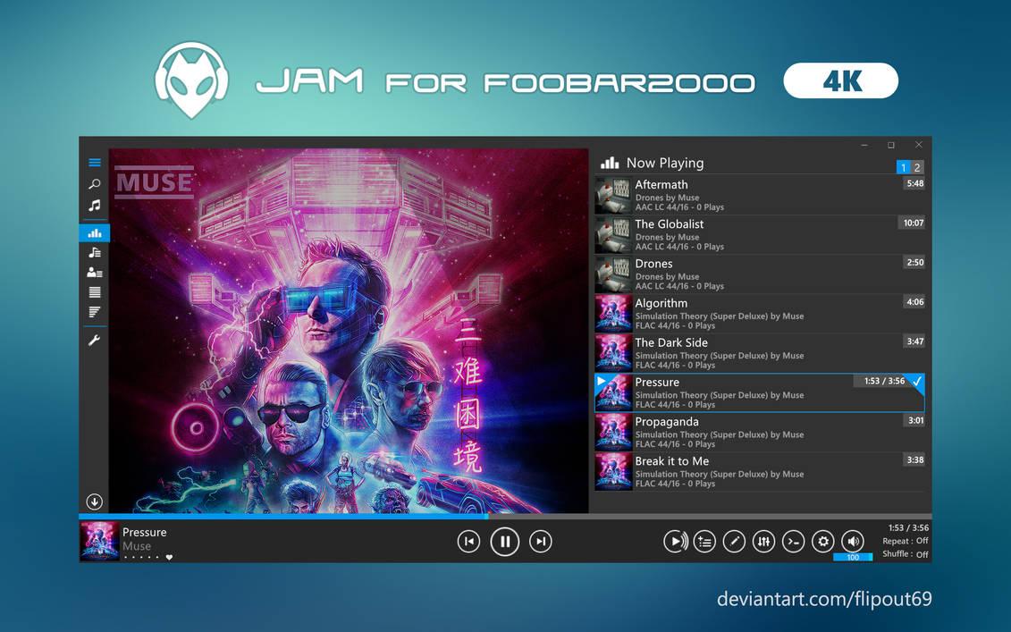 JAM 4K v1.7.0 by FlipOut69