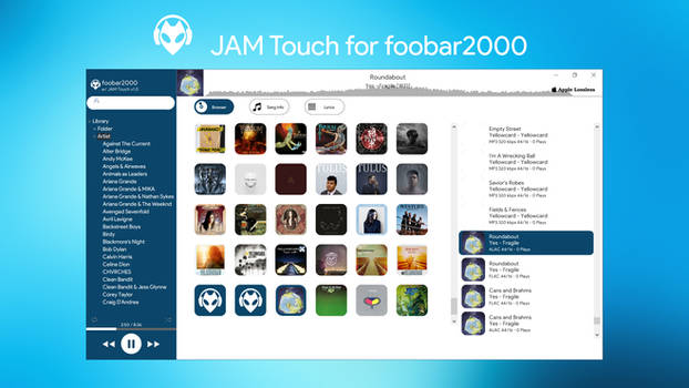JAM Touch v1.0 by FlipOut69