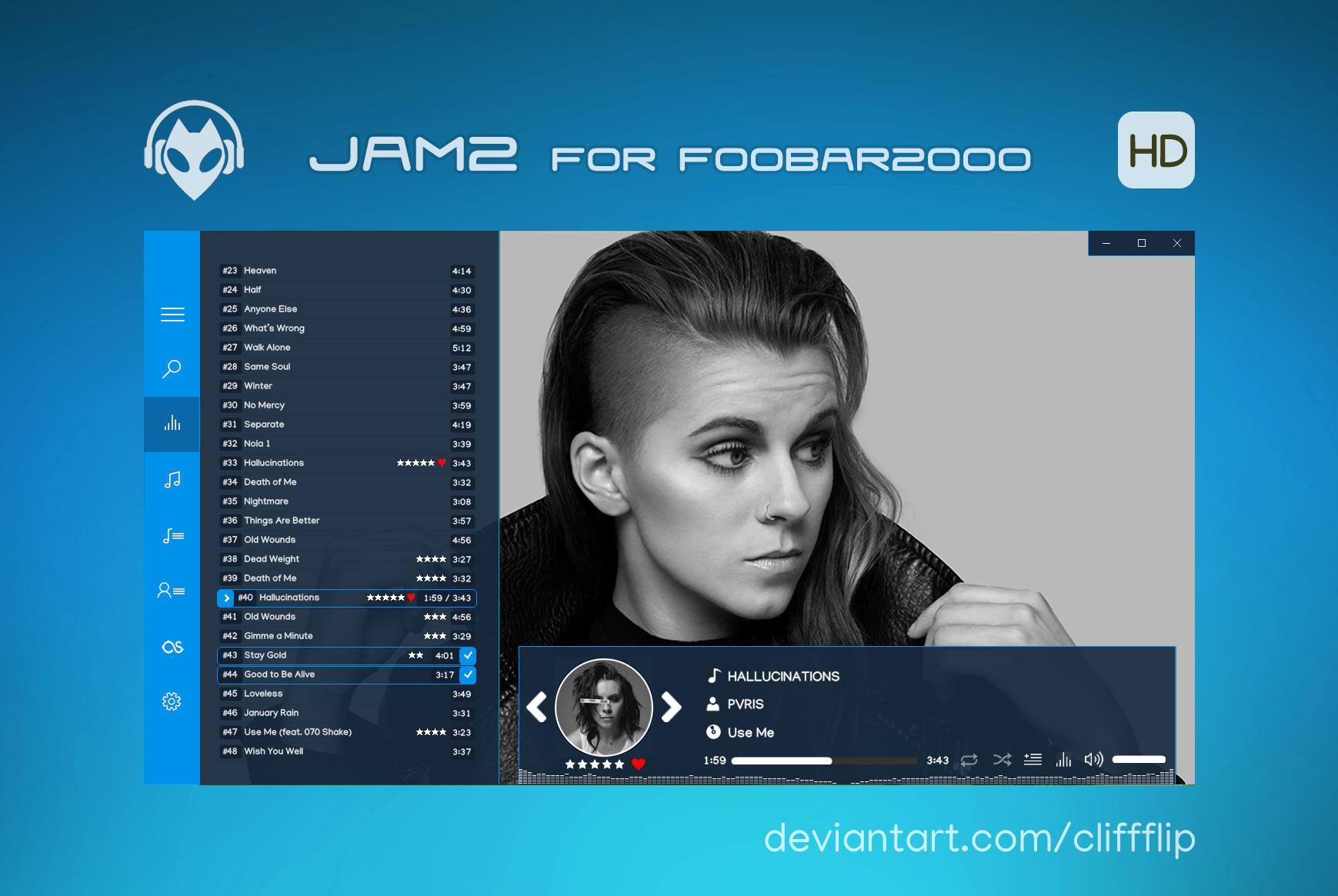 JAM 2 HD - v2.8b