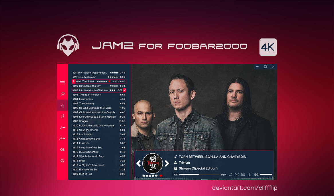 JAM 2 4K - v2.8.2