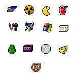 Emoticons for MSN Messenger 6