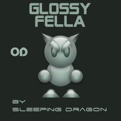 SD Fella Glossy Dock Icon by Sleeping-Dragon