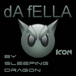 dA Fella Face by Sleeping-Dragon