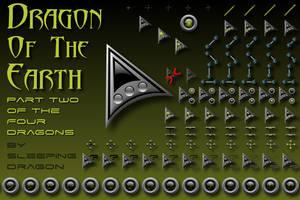 Dragon of the Earth by Sleeping-Dragon