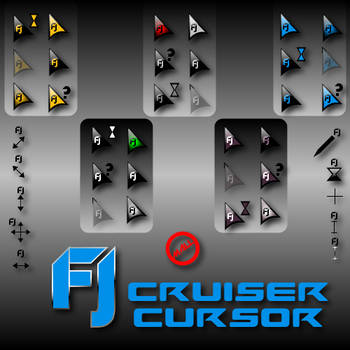 FJ Cruiser Cursor by Sleeping-Dragon