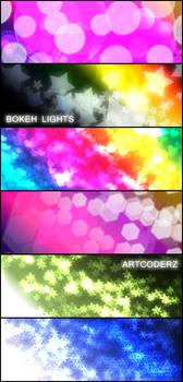 Bokeh Lights Brushes