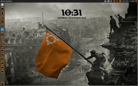 Ubuntu War Conky