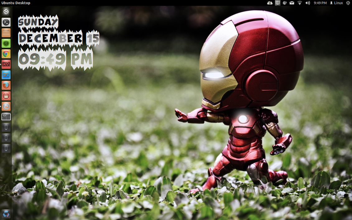 Mini iron man and exra sales conky by speedracker on - Mini iron man ...