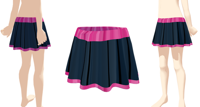 Skirts On Mmd Resources Deviantart