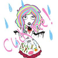 Listen to the rain !! - Animation by CreamyRainbow