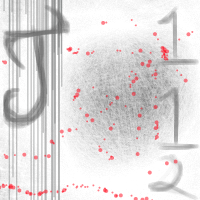 Jashinist112 coffee to blood spatter by jashinist112