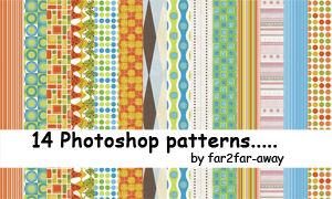 Photoshop patterns 01