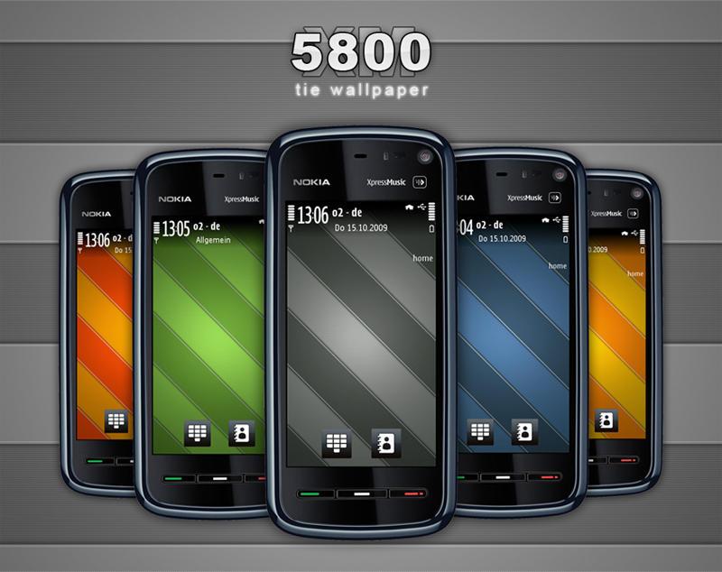 Приложения для нокиа 5800