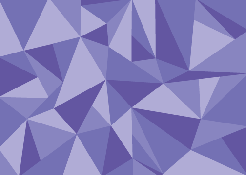 purple triangles vector by thecuddlykoalawhale on deviantart