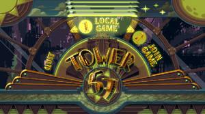 Tower 57 - Main Menu - Animated Mockup