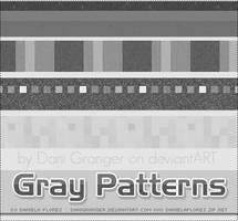 Gray patterns by danigranger