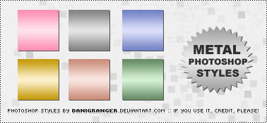 Metal styles by danigranger