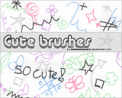 Cute brushes by danigranger
