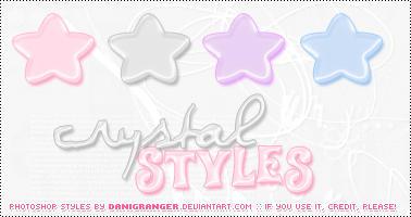 Crystal styles