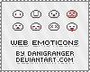 Emoticons by danigranger