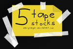 Tape stocks